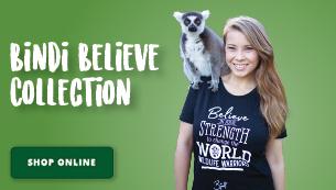 Australia Zoo Online Shop Bindi Irwin