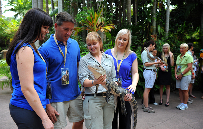 Conferences at Australia Zoo