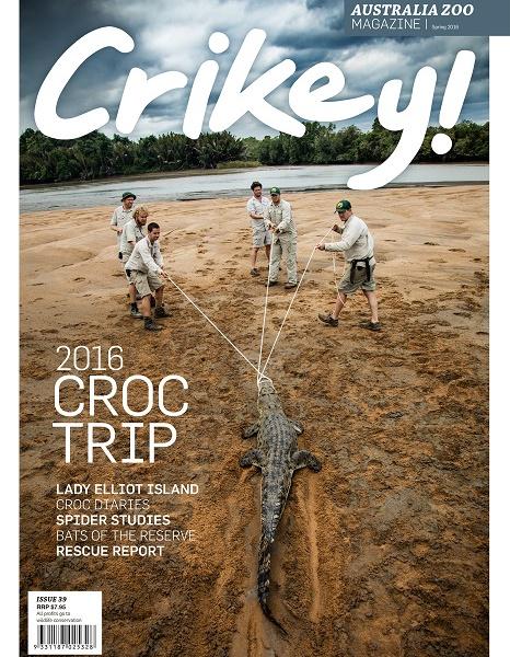 Crikey Magazine Issue 39