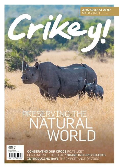 Crikey Magazine Issue 40