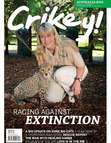 Crikey Magazine Issue 41