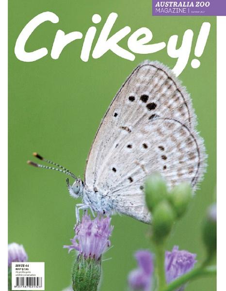 Crikey Magazine Issue 44