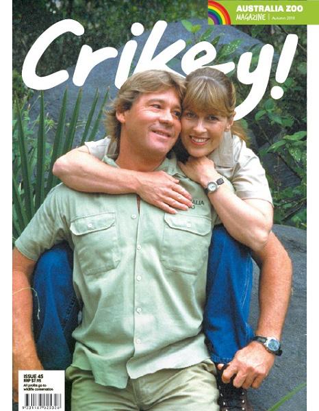 Crikey Magazine Issue 45