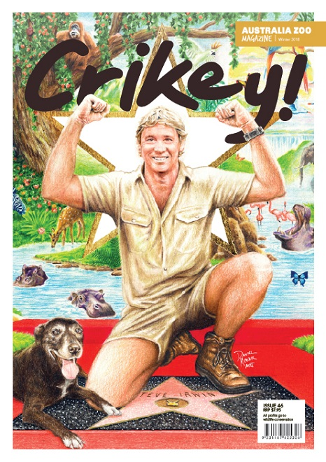 Crikey Magazine Issue 46