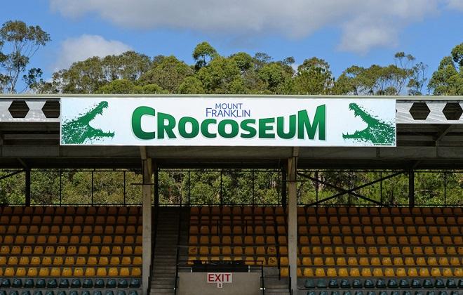 Mount Franklin Crocoseum