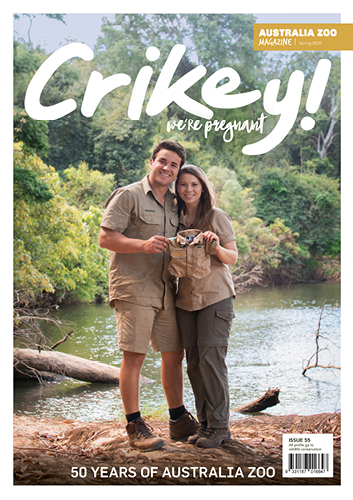 Crikey Magazine Australia Zoo The World S Wildest Magazine