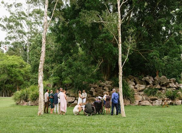 family kangaroo heaven