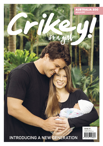 Crikey Mag 57 cover