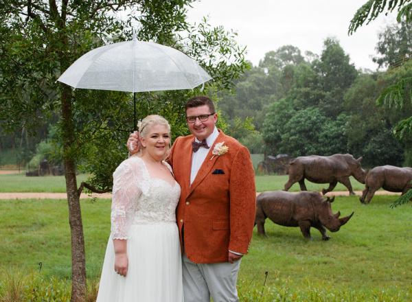 Rihno wedding