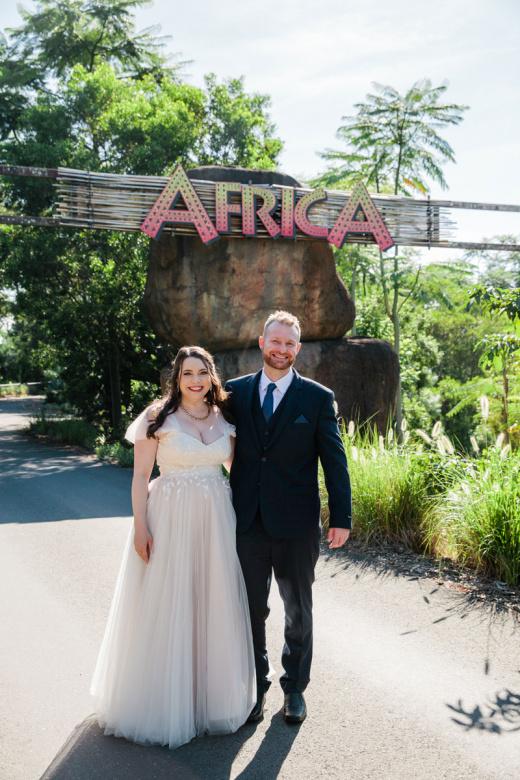 wedding in africa