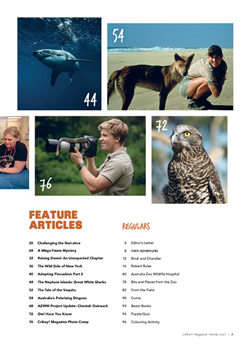 Crikey Mag 58 preview page 3