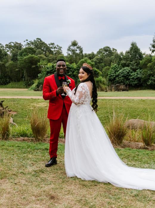 Wedding Africa
